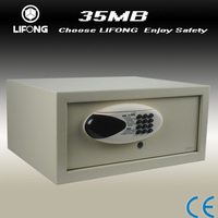 Factory directly supply audit trail CEU hotel safe box with laptop size