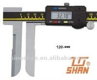 "120-335 20-300mm/0.8-12"" New Type LCD Display Mechanical Slide Metric/Inch system Long Jaw Inside Diameter Digital Calipers"