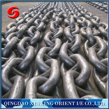 stud link flash welded anchor chain