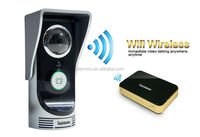 Manufacturer Damini wifi video door phone support APP control in Android or IOS system