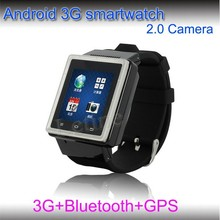 RAM 512MB ROM 4GB bluetooth wifi QWERTY keyboard cell phone watch android