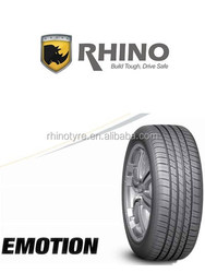 """RHINO BRAND 2015 HIGH PERFORMACE CHINESE CAR TIRE PCR TYRE 17"""" 18"""" 19"""" 20"""" 22"""""""