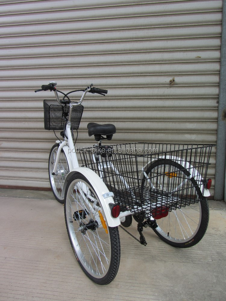 Partner Three wheel bike for adults Ferguson