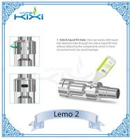 Adjustable Airflow eleaf lemo 2 atomizer 2015 best lemo v2 tank with good price in stock from Kixi vape