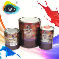 KINGFIX fast drying solvent thinner for all application humidity levels