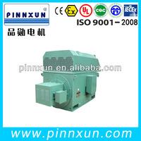 Hot sale! YRKK (IP54) high voltage induction motor fan