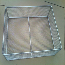 304 stainless steel wire mesh baskets (china manufacturer)