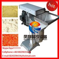 FC-307 stainless steel garlic potato carrot mash machine