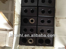 flat 2 strands anchor head for high building and bridge building