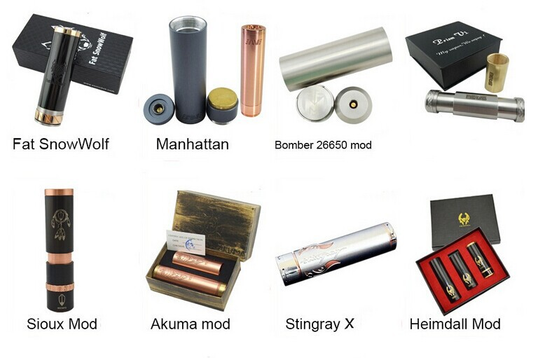 all State Express cigarette types