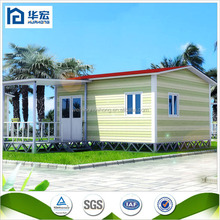ready made canadian prefabricated wood house