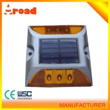 Hot sale high quality aluminum material wholesale solar led pavement markers
