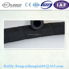 Black cloth surface rubber air hose/hoses with all/full sizes