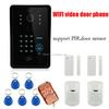 2015 access control wireless intercom for home