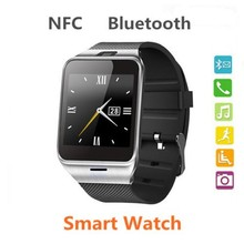 Android Smart Watch Mobile Phone GV18 1.54 Inch MTK 6260A Bluetooth Smart Watch