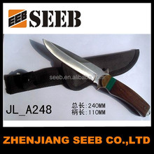 chinese pocket knife steel folded cutter knife hunting knife