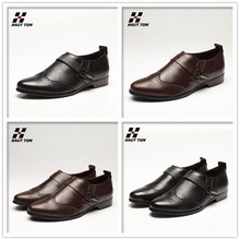 P029 2015 Denuine Leather Sole New Style High Class Men Genuine Leather Dress Shoes
