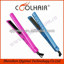 New product chemical free hair straightener,zebra print hair straightener,straighten kanekalon hair