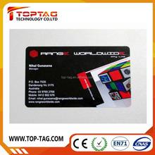 pvc/paper busniess smart card /vip card