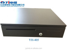 YH-405 Black Color RJ11 Pos Casher Register