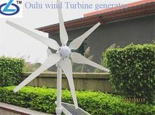 Hot sale! cheap price with high quality 400w wind turbine alternative energy