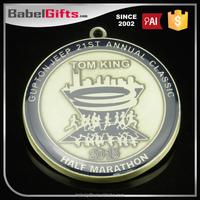 High quality metal medal badge