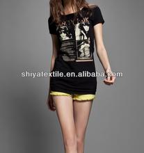 t-shirt slim fit men & women, slim fit t-shirt
