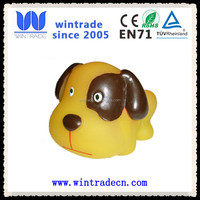 dog/pig/cow/sheep farm waterproof animal plastic floating toy