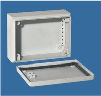 Metal Base Box Distribution Box Panel Box Steel Wall Mount Enclosure for Isolation Transformers