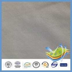 90gsm polyester kniting fabric waterproof for mattress cover