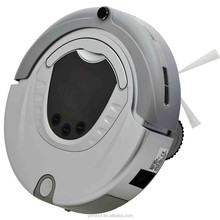 Home cleaning appliance Super silent intelligent robotic vacuum cleaner/hoovers, with remote control and space isolator