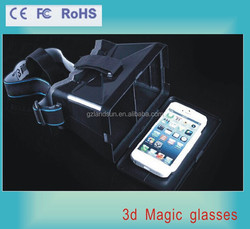 Factory direct sales Virtual Reality VR Headset, Virtual Reality VR 3D Glasses for smart phone