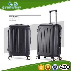 2015 New design abs zipper sky travel luggage