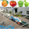 Venta caliente de manzana grader máquina/electrónico de la máquina de clasificación de sms: 0086-15238398301