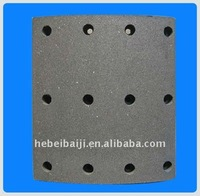 asbesto free drilled volvo brake lining vl 88 1