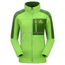 wind stop fleece jacket