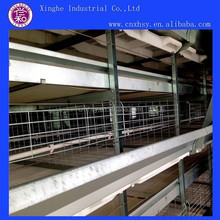 Galvanized Automatic Broiler Harvest Cage Poultry Breeding Equipments
