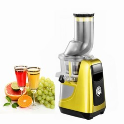 High quality electric orange squeezer, fruit , vegetables, wheatgrass masticating juicer