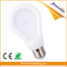 PC Material HK 2016 fair bulb AC 110/230V CE RoHS lighting bulb LED 9W
