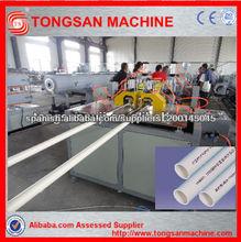 Tubo corrugado eléctrico de PVC que hace la <span class=keywords><strong>máquina</strong></span>
