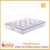 Wholesale high quality hot selling bamboo fabric 100% natural latex mattress GZ2014-5#