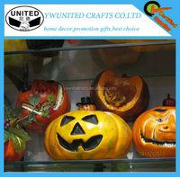 Hot!! Halloween decorative artificial pumpkins