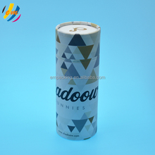 High quality food grade paper tubes packaging