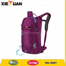 outdoor light weight functional ski backpack