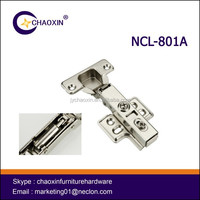 High quality auto open hinge hydraulic hinge for the furniture door