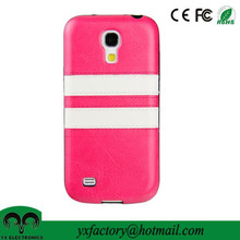 cheap price pu leather case for samsung s4 mini, for samsung galaxy s4 mini case