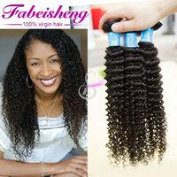 Grade 6A fashion source hair unprocrssed Deeep Curly malaysian hair human hair extensions