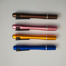 AAA battery led pen light mini flashlight cheap flashlight