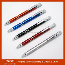Aluminum Material Promotion Pen for Gifs