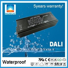 ip67 1800ma 100w metal case DALI dimmable waterproof electronic led driver